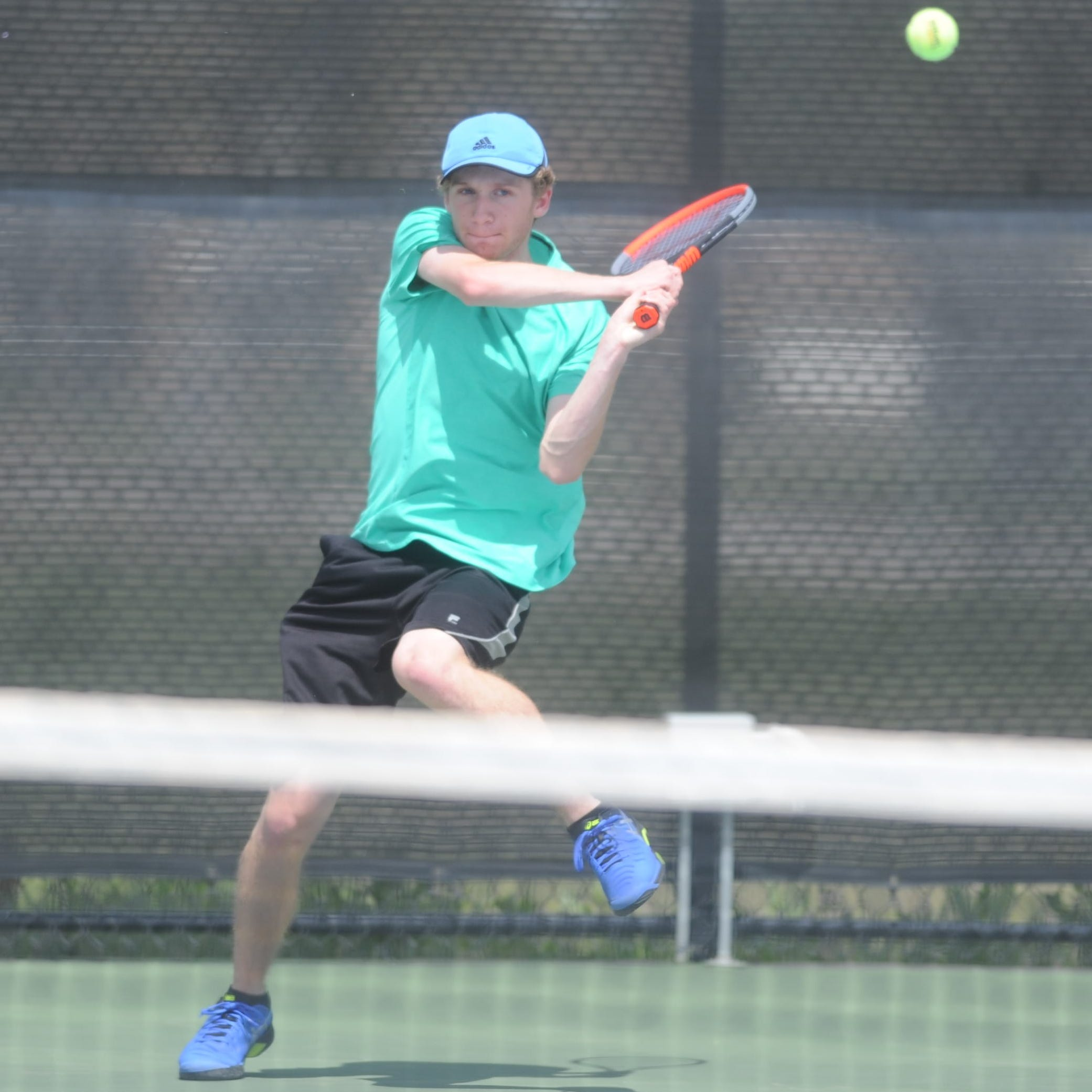 ACHS junior Ryan Flanagan preps for TAPPS state tourney with win at Eagle Invitational