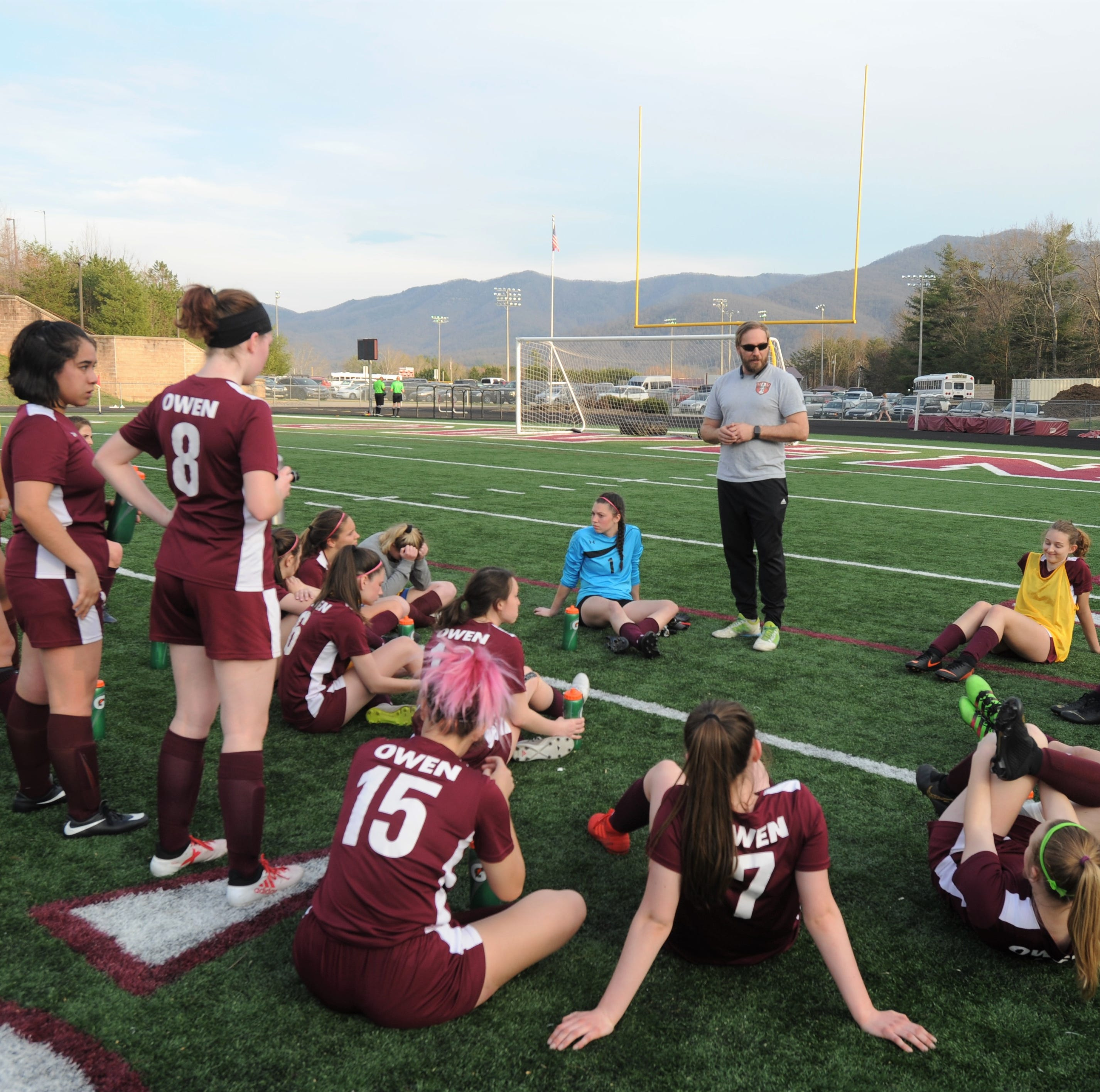 Injuries do little to slow Warlassies through first half of the season