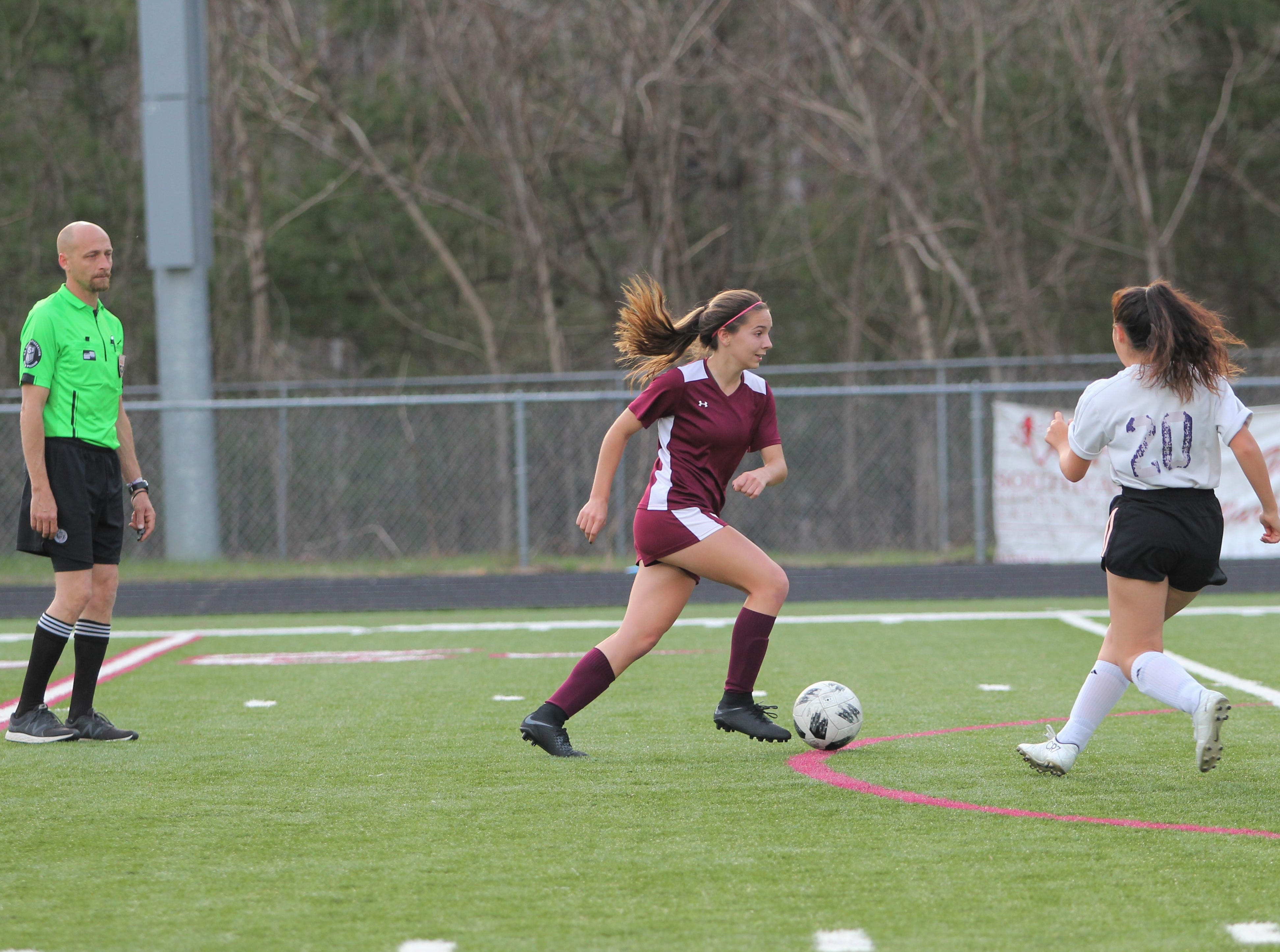 The Owen Warlassies (6-2-1) picked up their sixth straight win with a 5-0 victory at home over North Henderson on March 29.