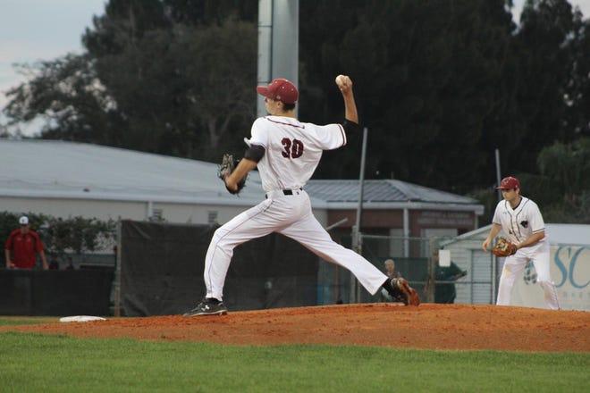 Florida Tech baseball in action.