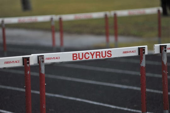 The Bucyrus Elks Invitational on April 4 normally signals the official kick-off of track and field season.