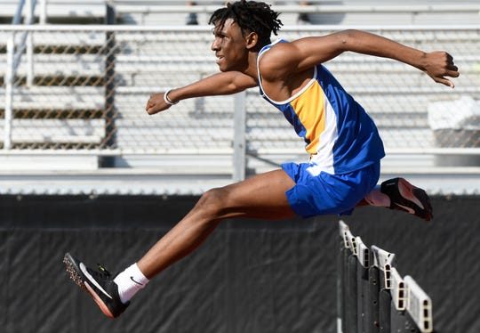 The Chatter Allen Relays were hosted by the Corpus Christi independent school district, Friday, March 29, 2019, at Cabaniss Stadium.