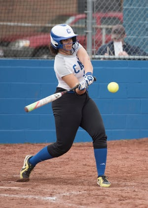 Chillicothe softball defeated Paint Valley 11-10 on Tuesday.