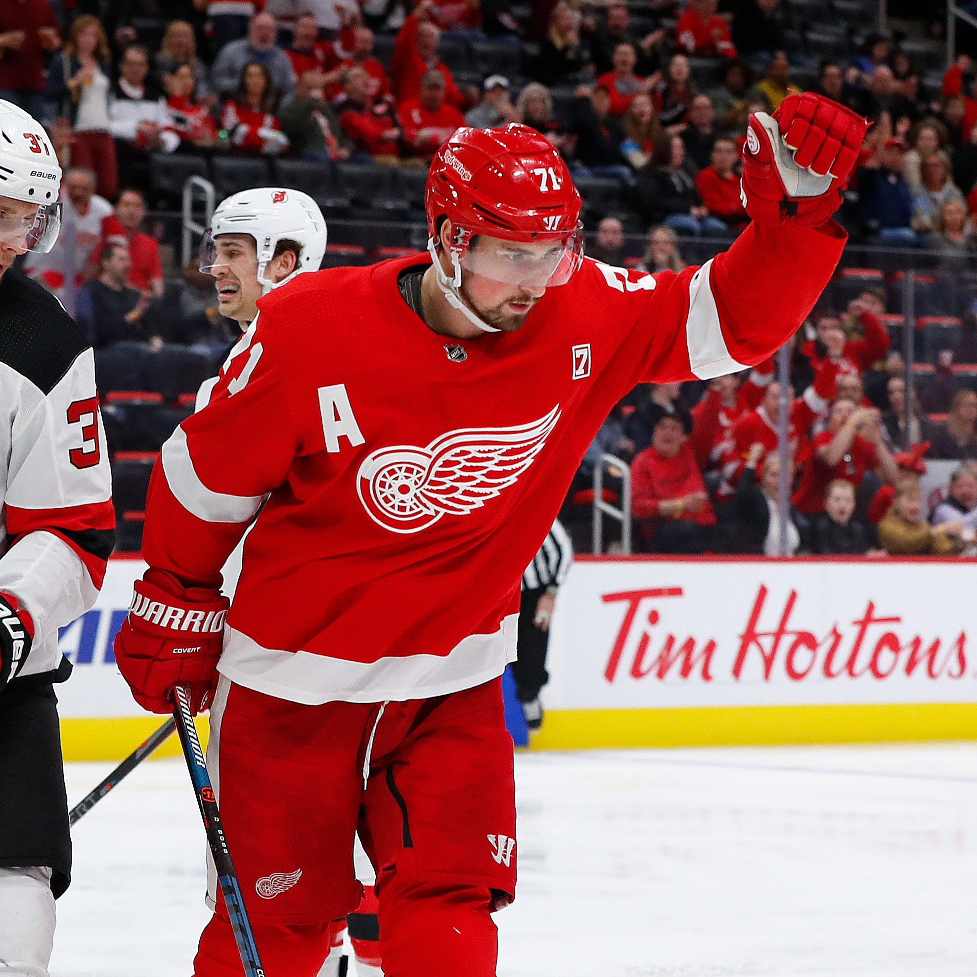 Detroit Red Wings season grades: Some As, some Ds, & some in between