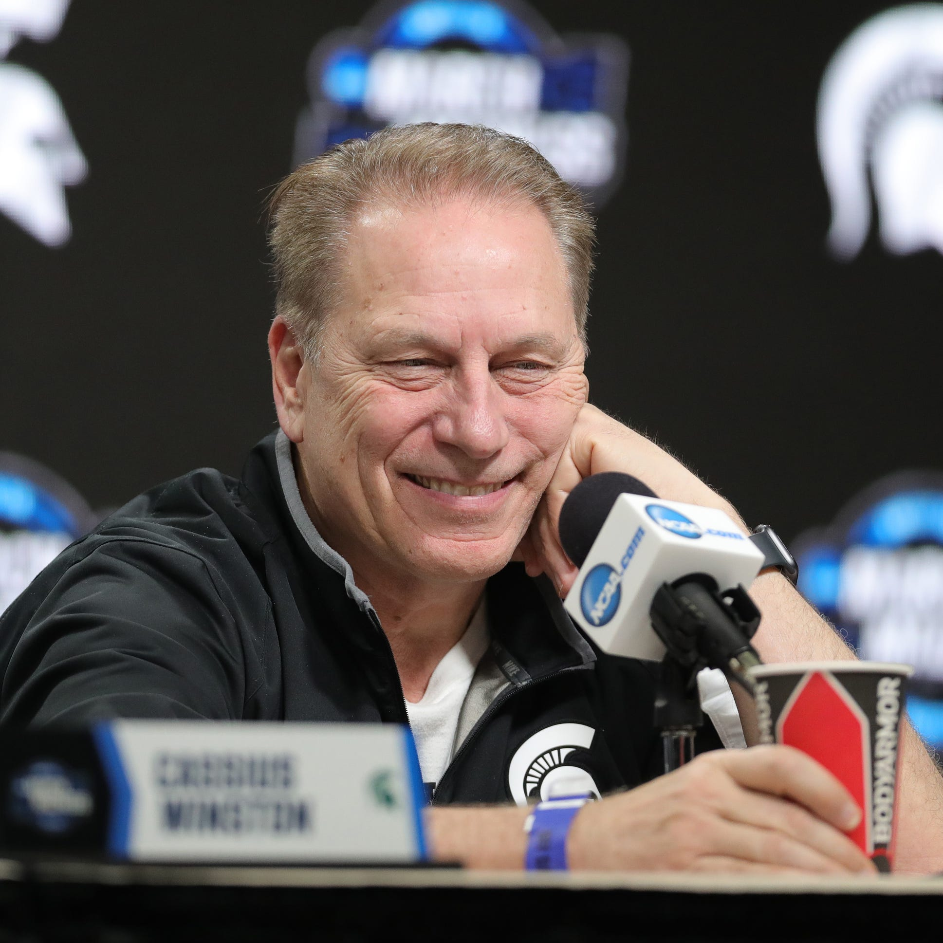 Here's what Michigan State's Tom Izzo said about showdown with Duke