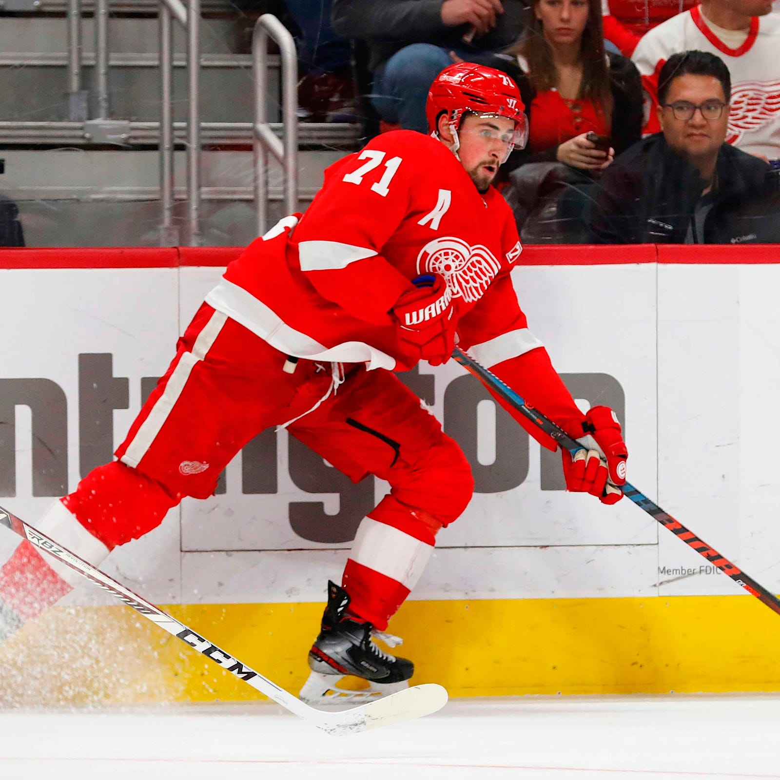 Why Detroit Red Wings see winning now as key to next season