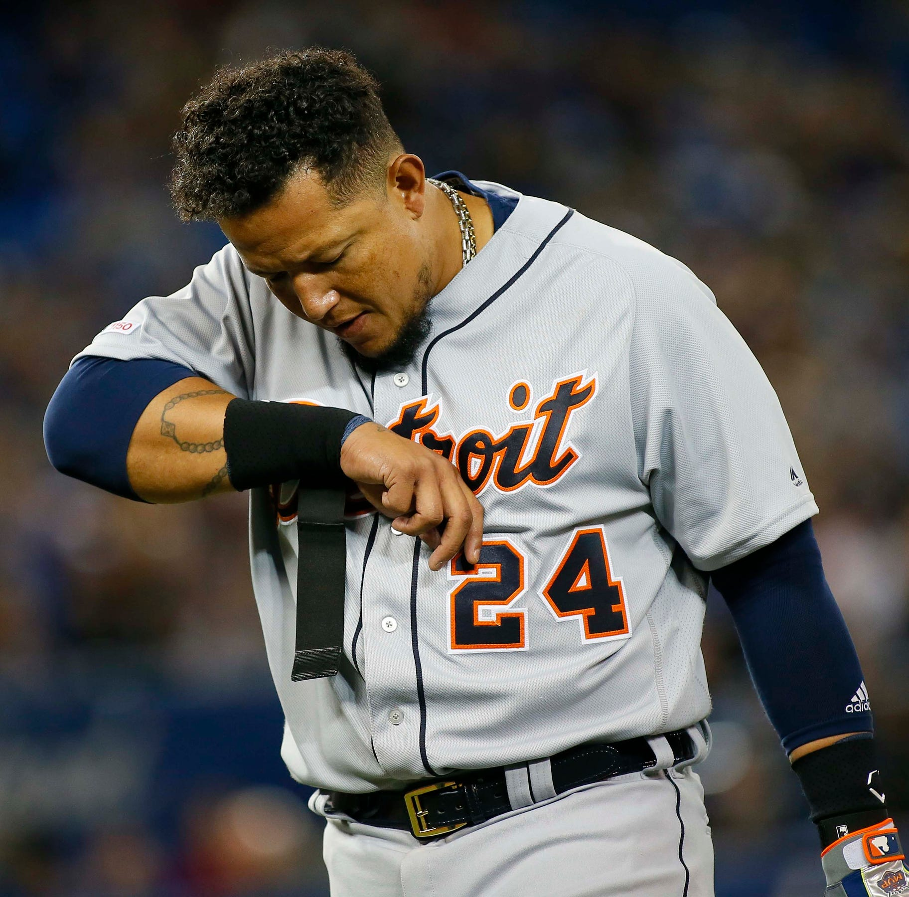Detroit Tigers' Miguel Cabrera cries foul over child support order for ex-mistress