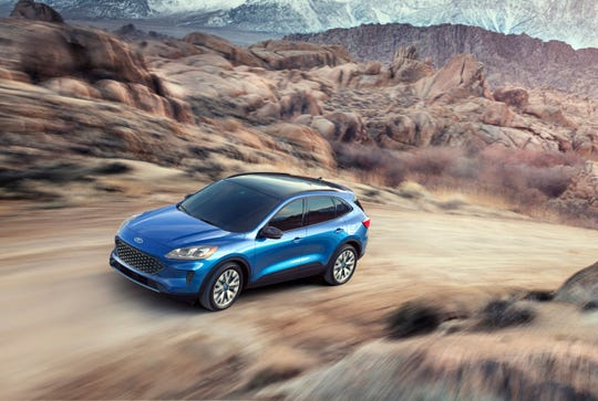 Ford launched its 2020 Ford Escape on April 2, 2019 with more space, better aerodynamics.