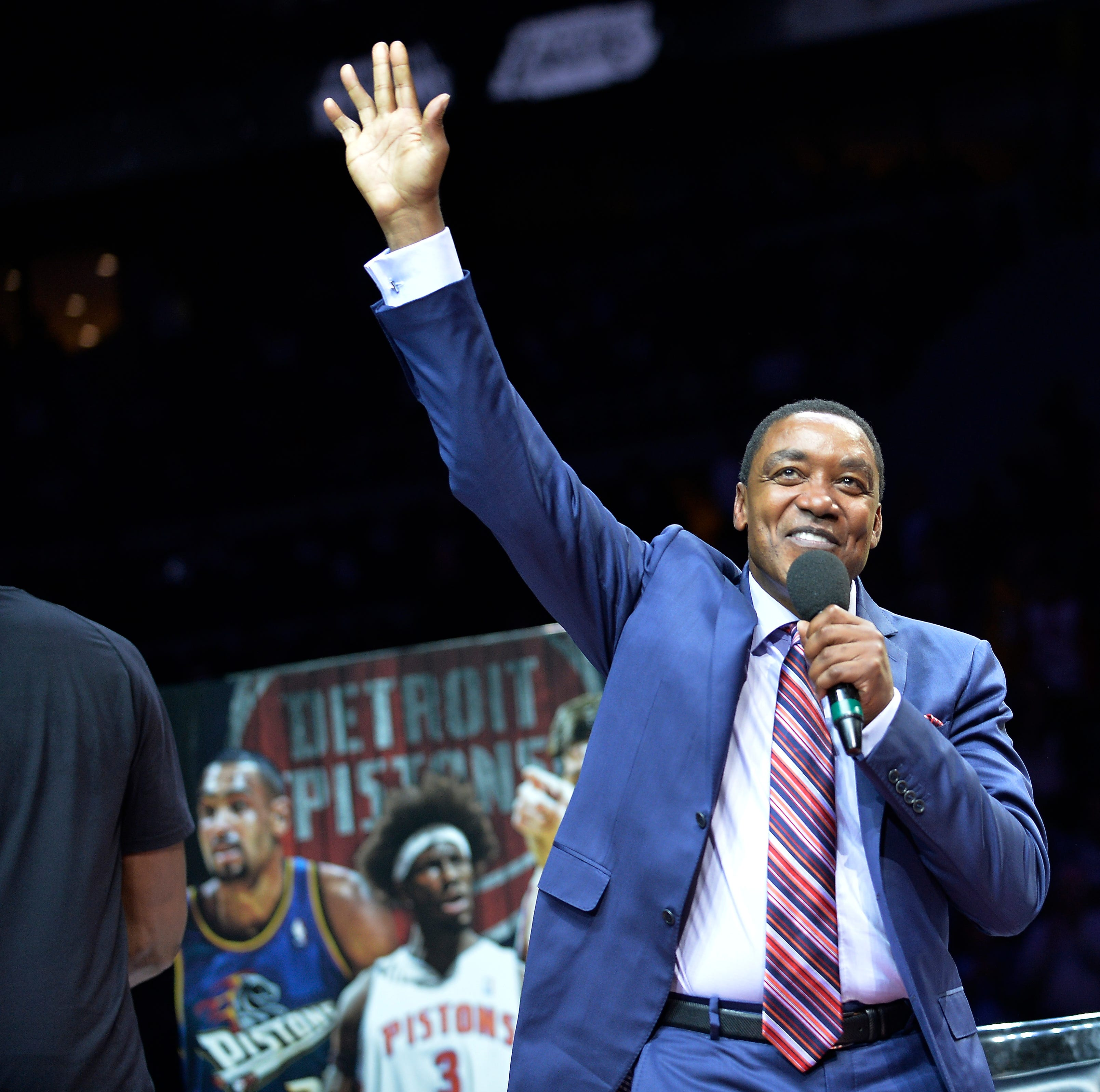 Isiah Thomas wants Pistons' 'Bad Boys' recognized among NBA all-time great teams