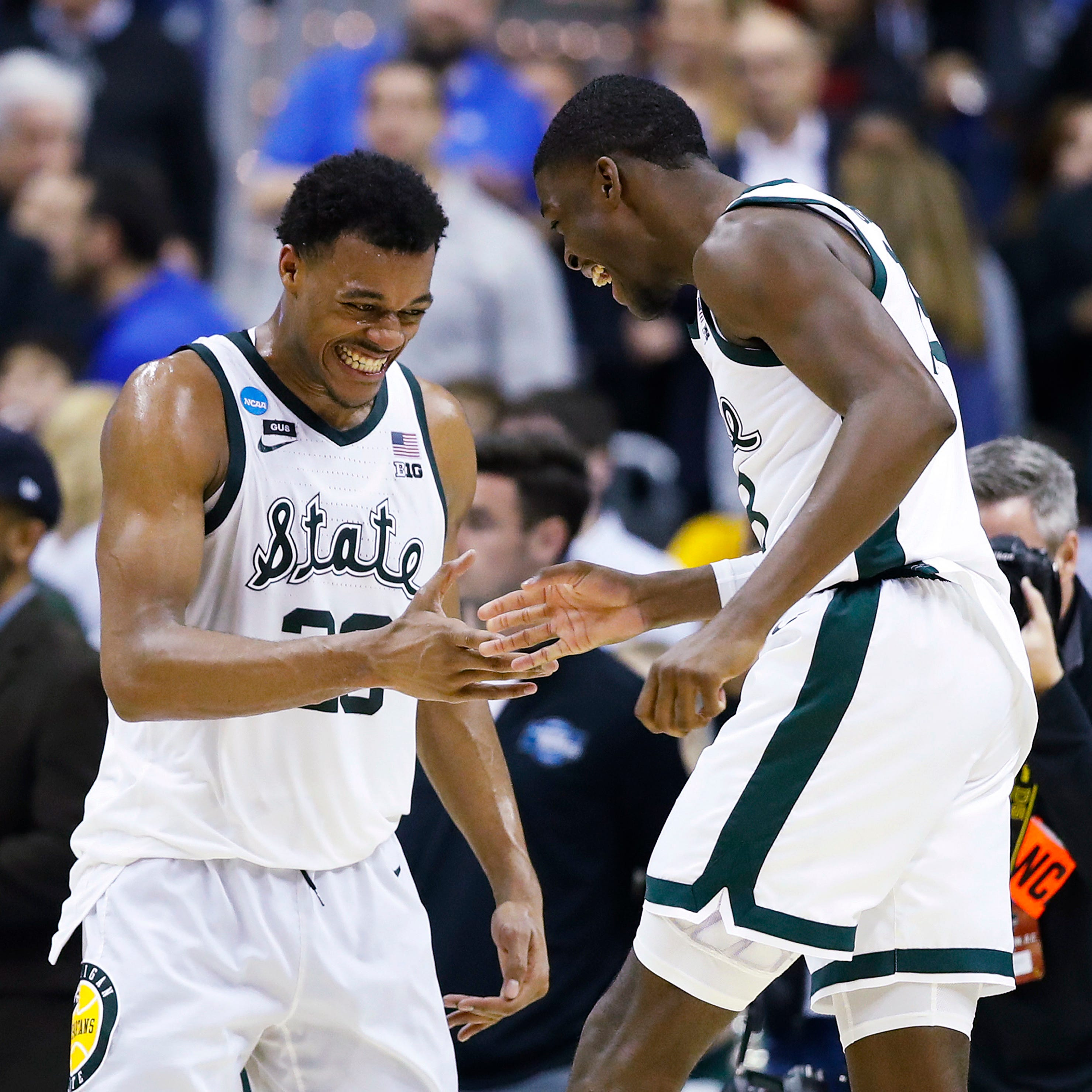 Wojo: Merciless Spartans show they can take on anything — even Duke