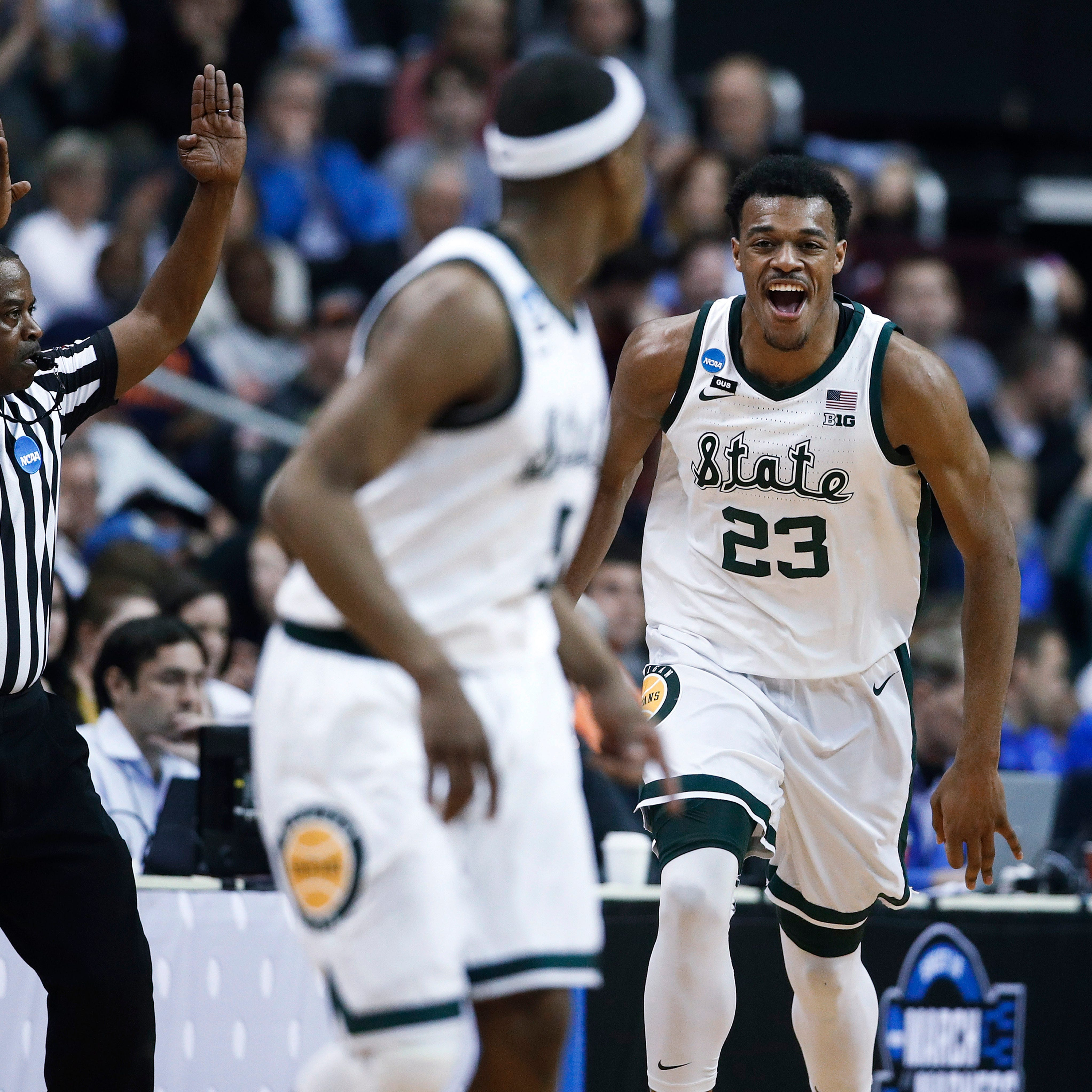 Instant reaction: Three quick takeaways from Michigan State's win over LSU