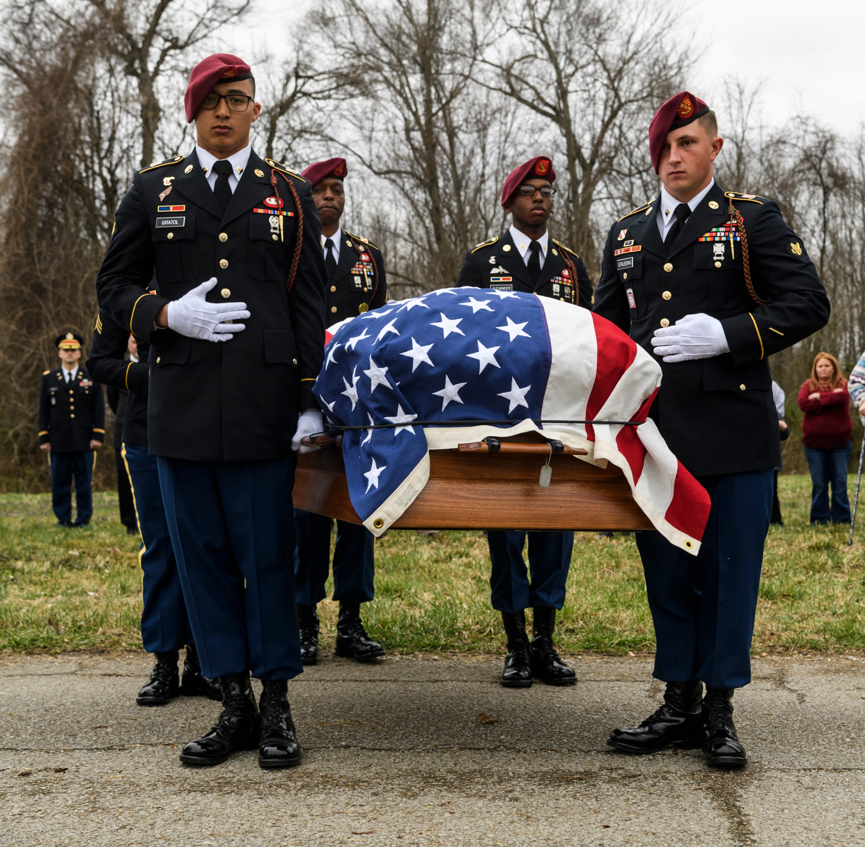 No longer missing: After 75 years, WWII soldier finds his final resting place in Troy, Indiana
