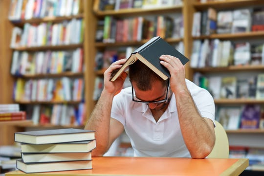 Nearly 88 percent of students said their school life was stressful.