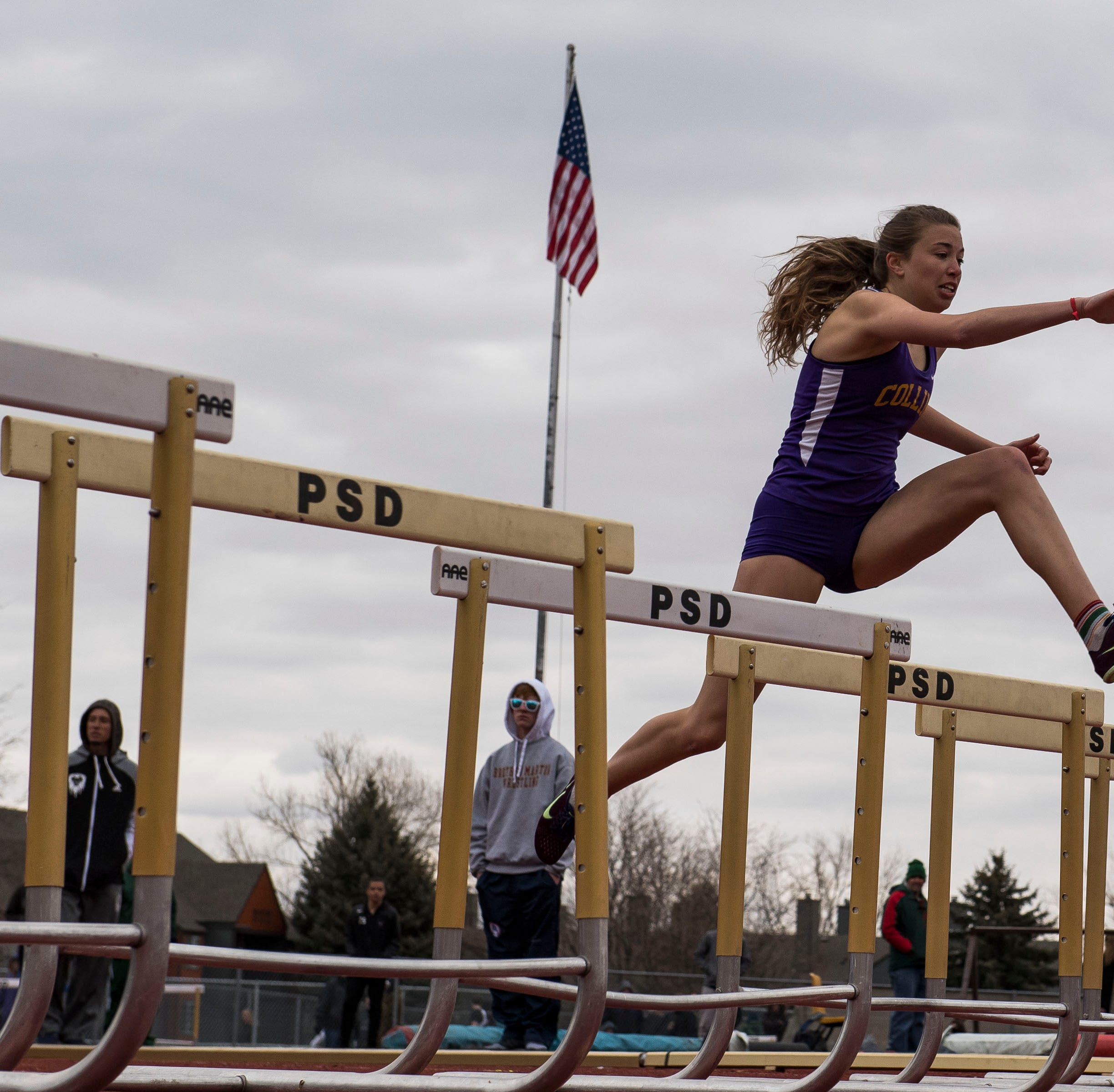 Fort Collins shows off its strength in relay races at Altitude Invitational track meet