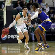 UWGB senior guard Sandy Cohen III has hit two game-winners for the Phoenix this season.