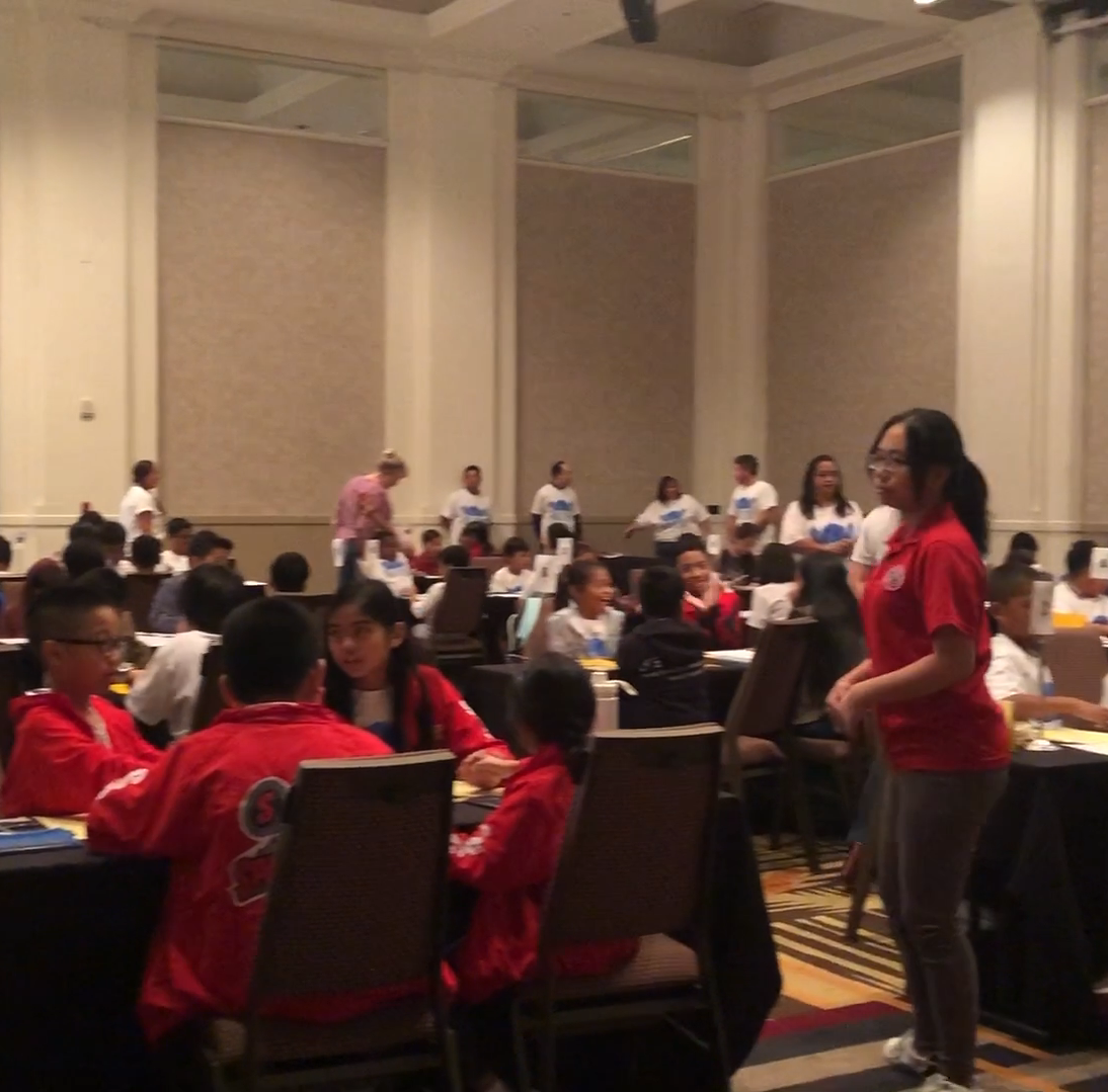 Mathletes show off their skills at annual islandwide Math Olympiad competition