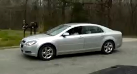 Authorities believe this silver vehicle may belong to a witness or perpetrator connected to the homicide of a Carroll County man Friday night.