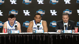Kentucky's Tyler Herro scored 19 points and PJ Washington played through pain to help lead the Wildcats over Houston in Sweet Sixteen game