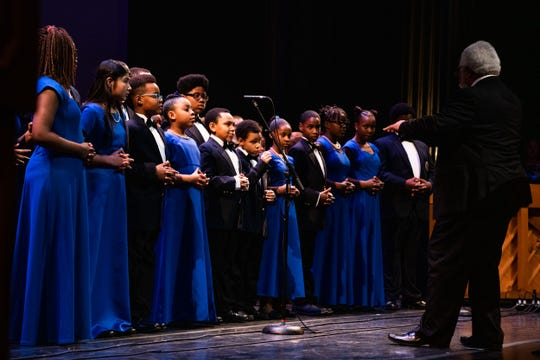 """West Louisville Performing Arts Academy at Fund for the Arts """"70 Years of the Arts Celebration"""""""