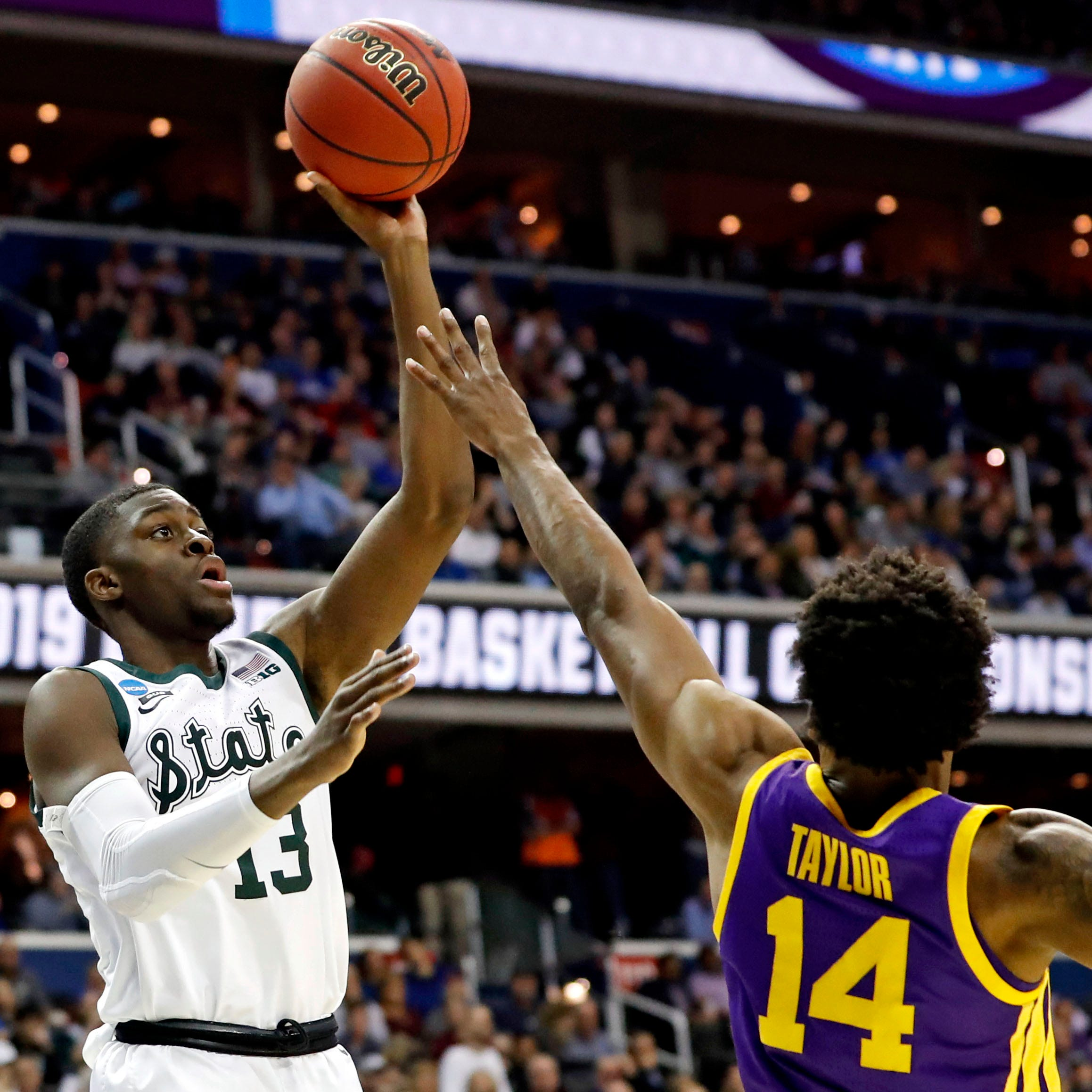 Michigan State basketball: Turning point, unsung hero from Sweet 16 win over LSU