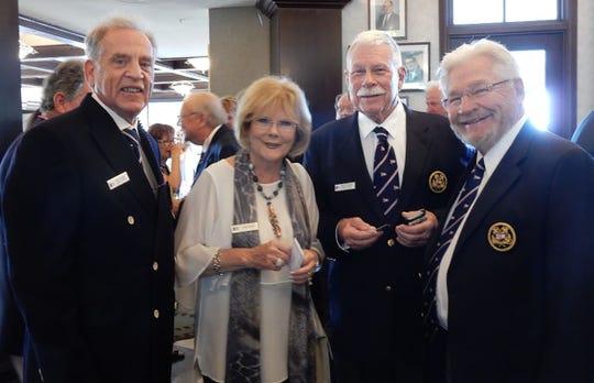 Members Paul Krueger, Linda Turner, Bob Herndon and Jerry Swiacki.