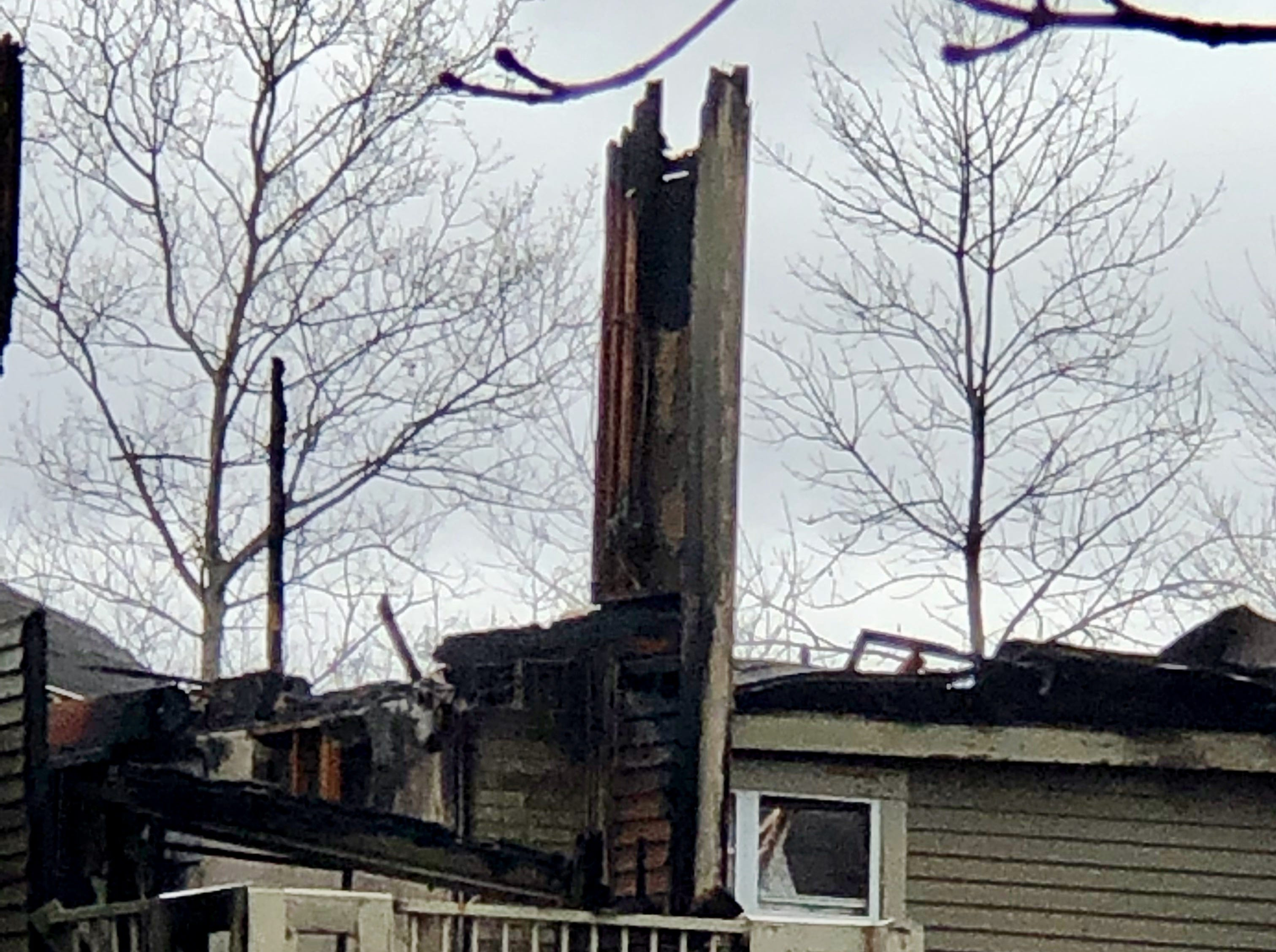 The cause of a fire at White Oaks apartments in Bayside remains under investigation.