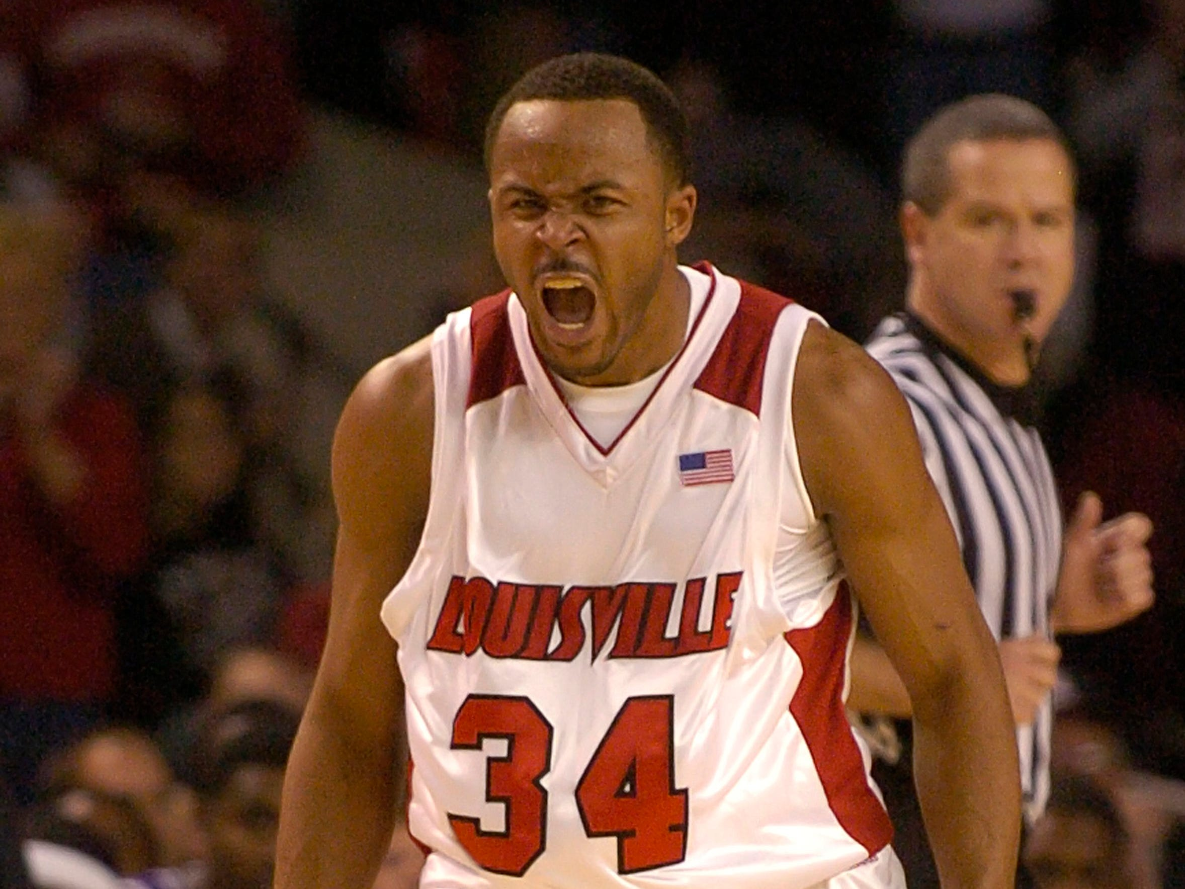 Louisville's Jerry Smith, a former Tosa East standout, played in many NCAA Tournament games throughout his career at Louisville, including in 2010.