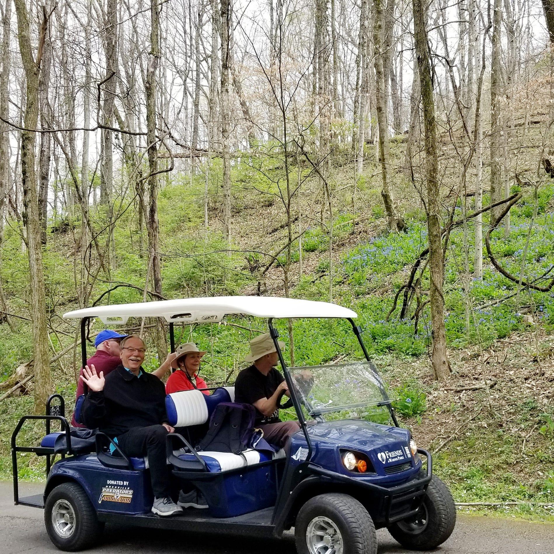 Your bargain weekend: art crawls, 'Alice in Wonderland' and Warner Park golf cart tours
