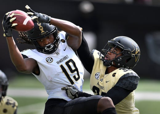 Vanderbilt schedules two-for-one series in football with SMU