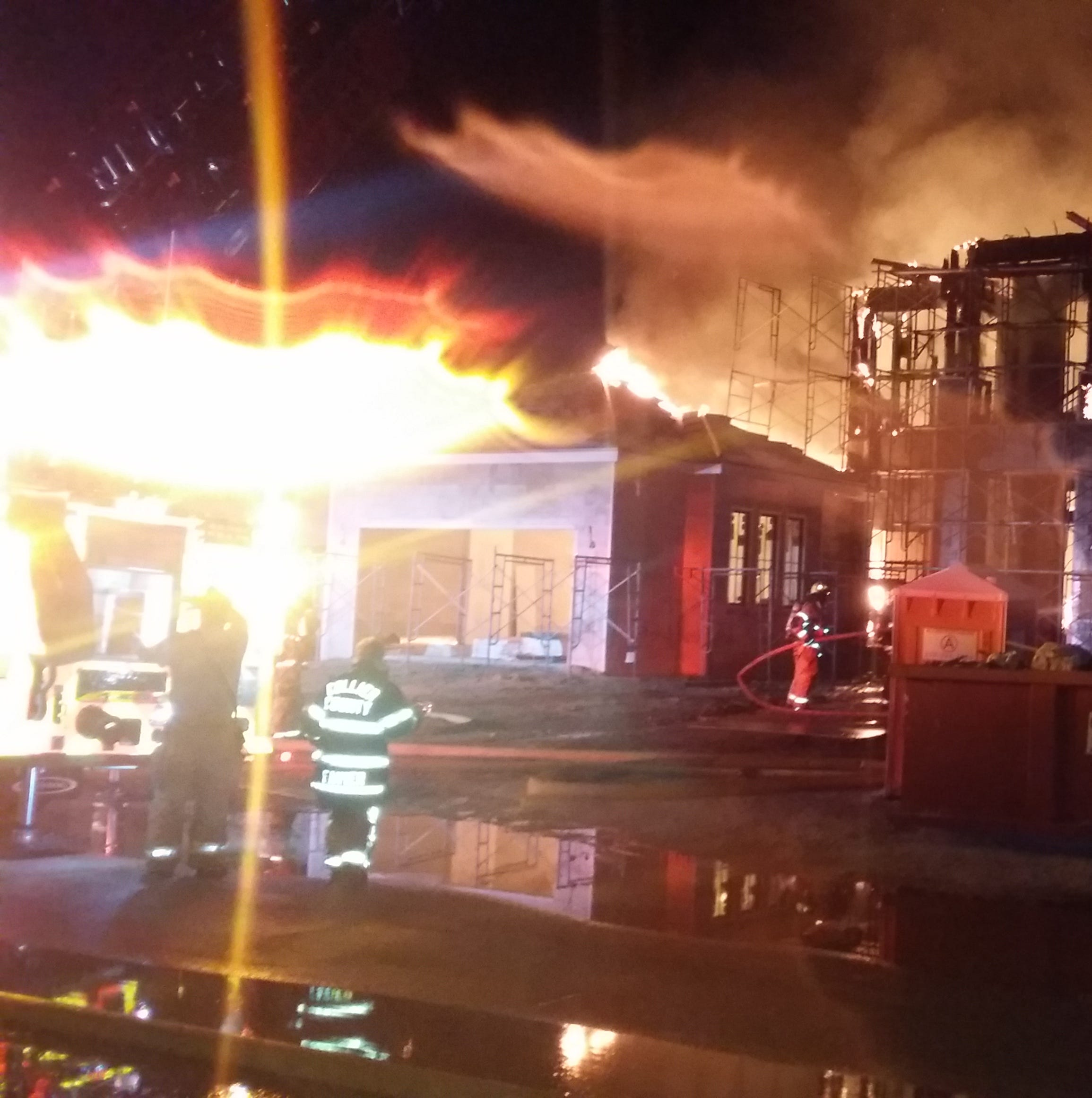 Overnight fire caused $2.5 million in damages to Marco Island home