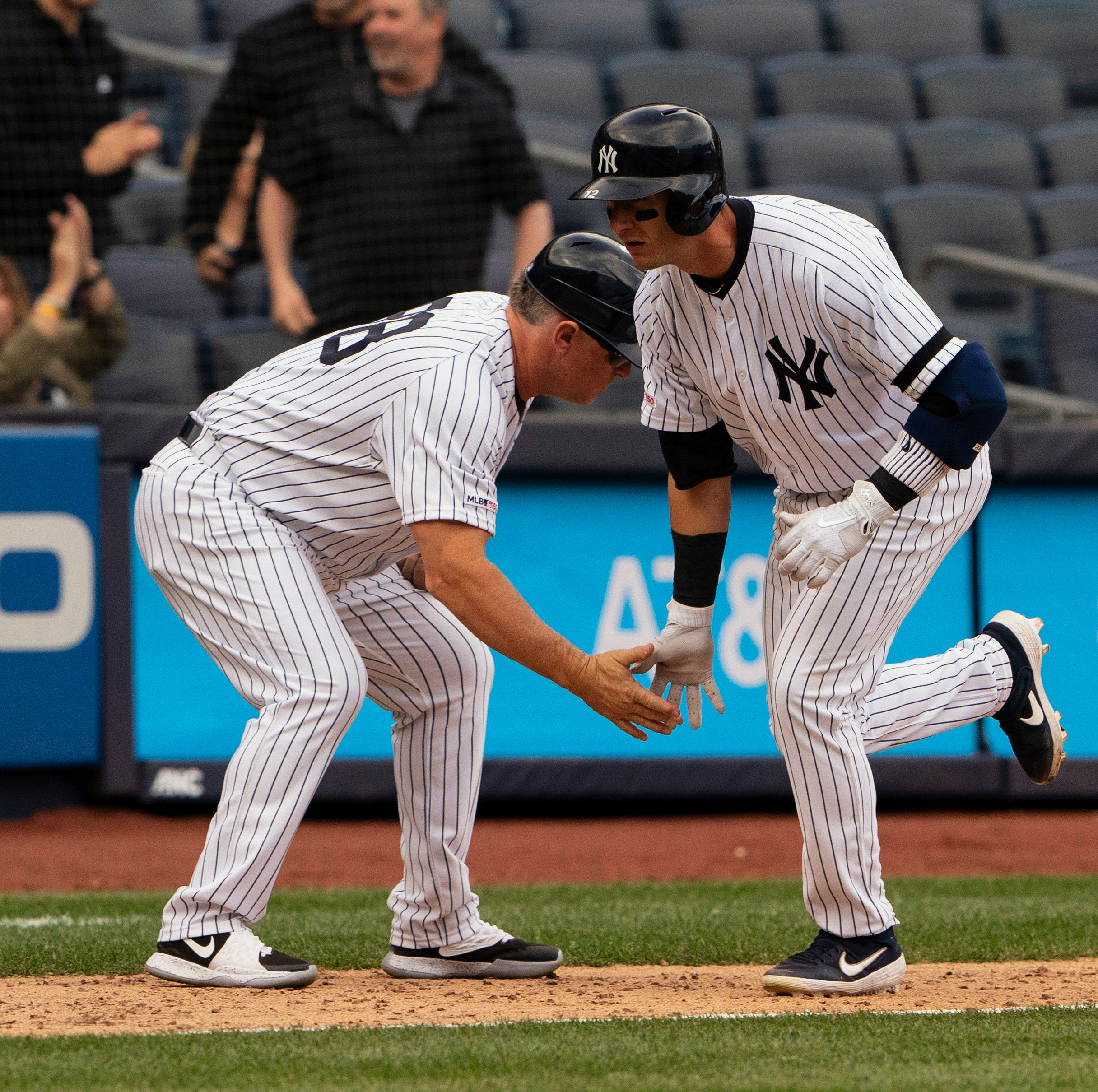 John Sterling debuts Troy Tulowitzki home run call with Yankees