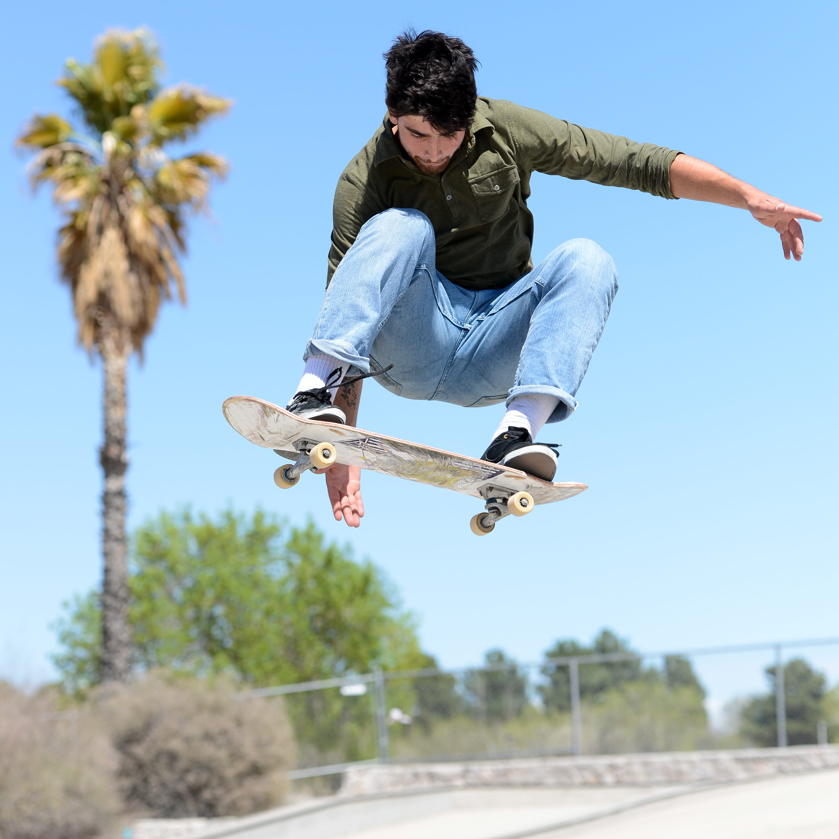 Movement emerges to push for new skatepark in Las Cruces