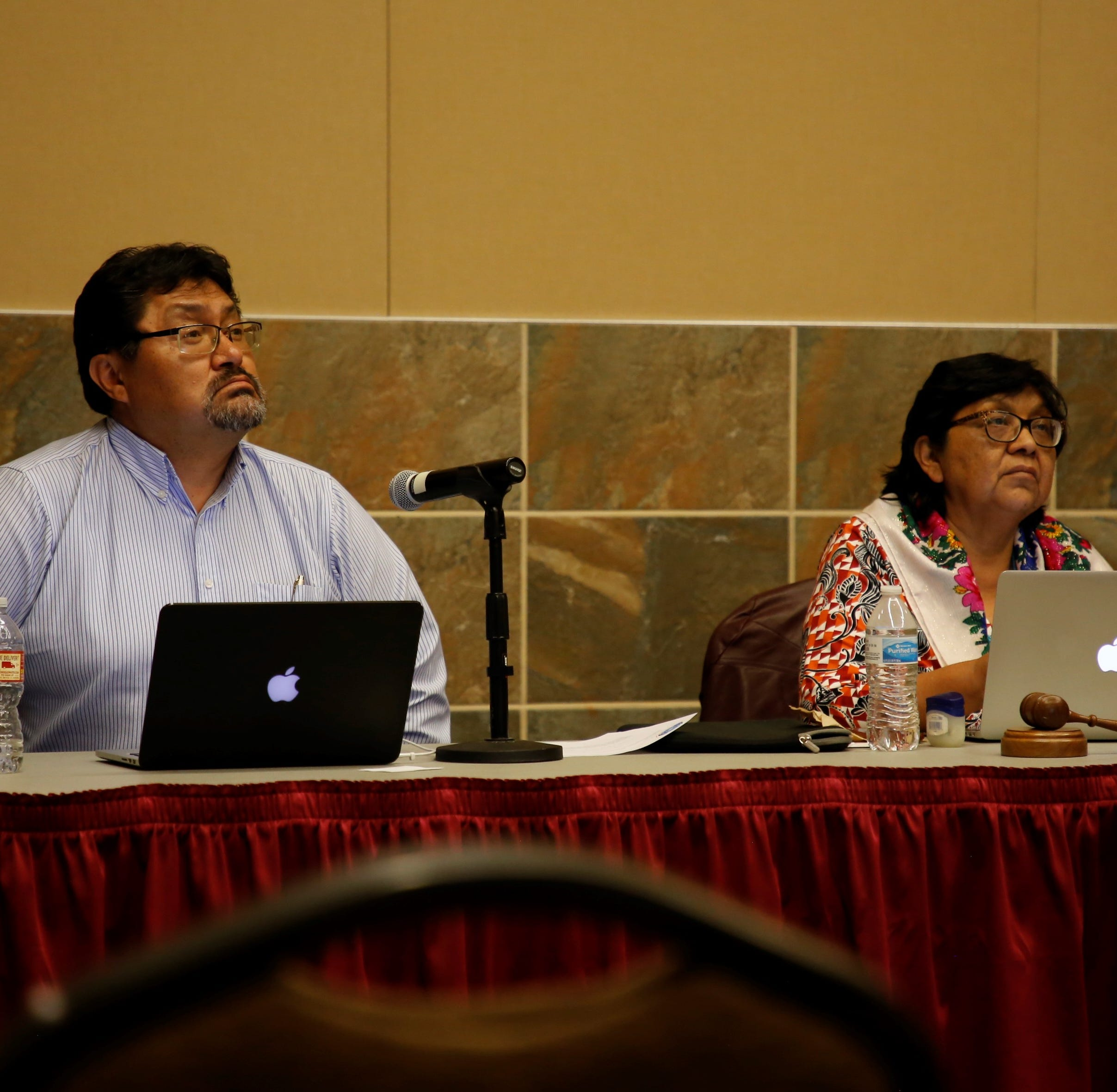 Hearing focuses on mistreatment of Navajo, Native American students