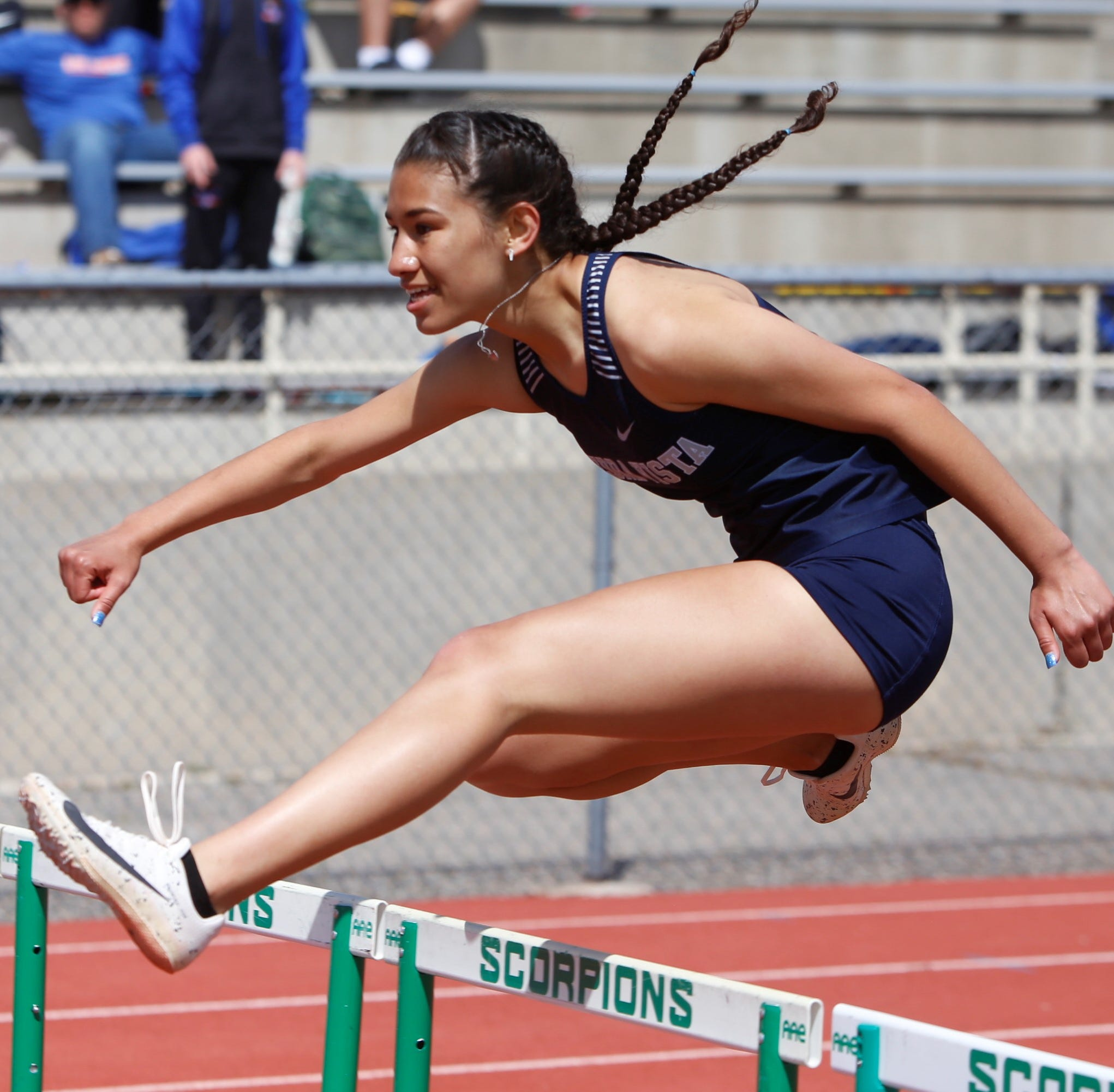 PV girls coast to FHS Invitational title