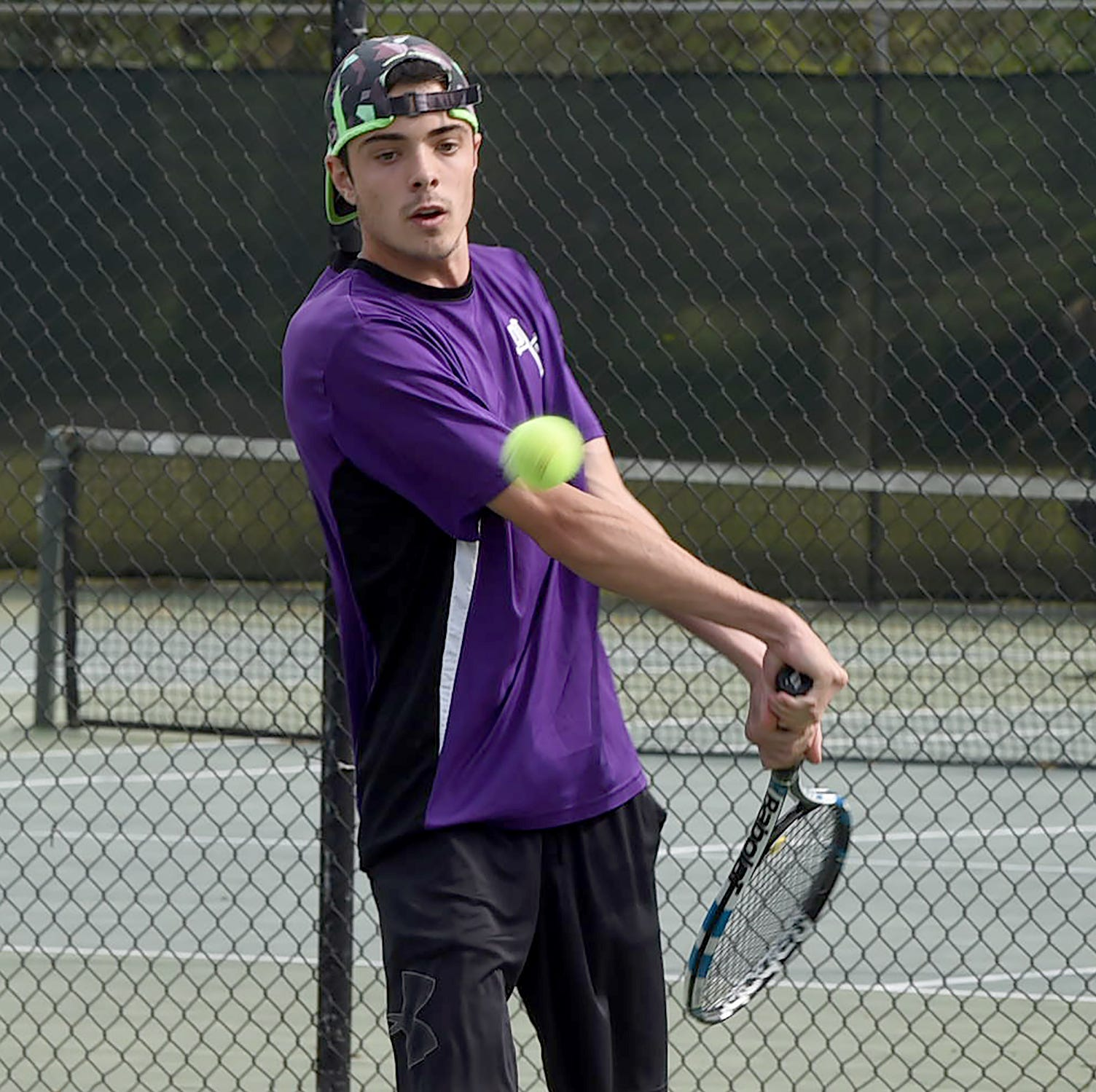 In sixth and final year of varsity tennis, OC's Thistlethwaite hopes to go all the way