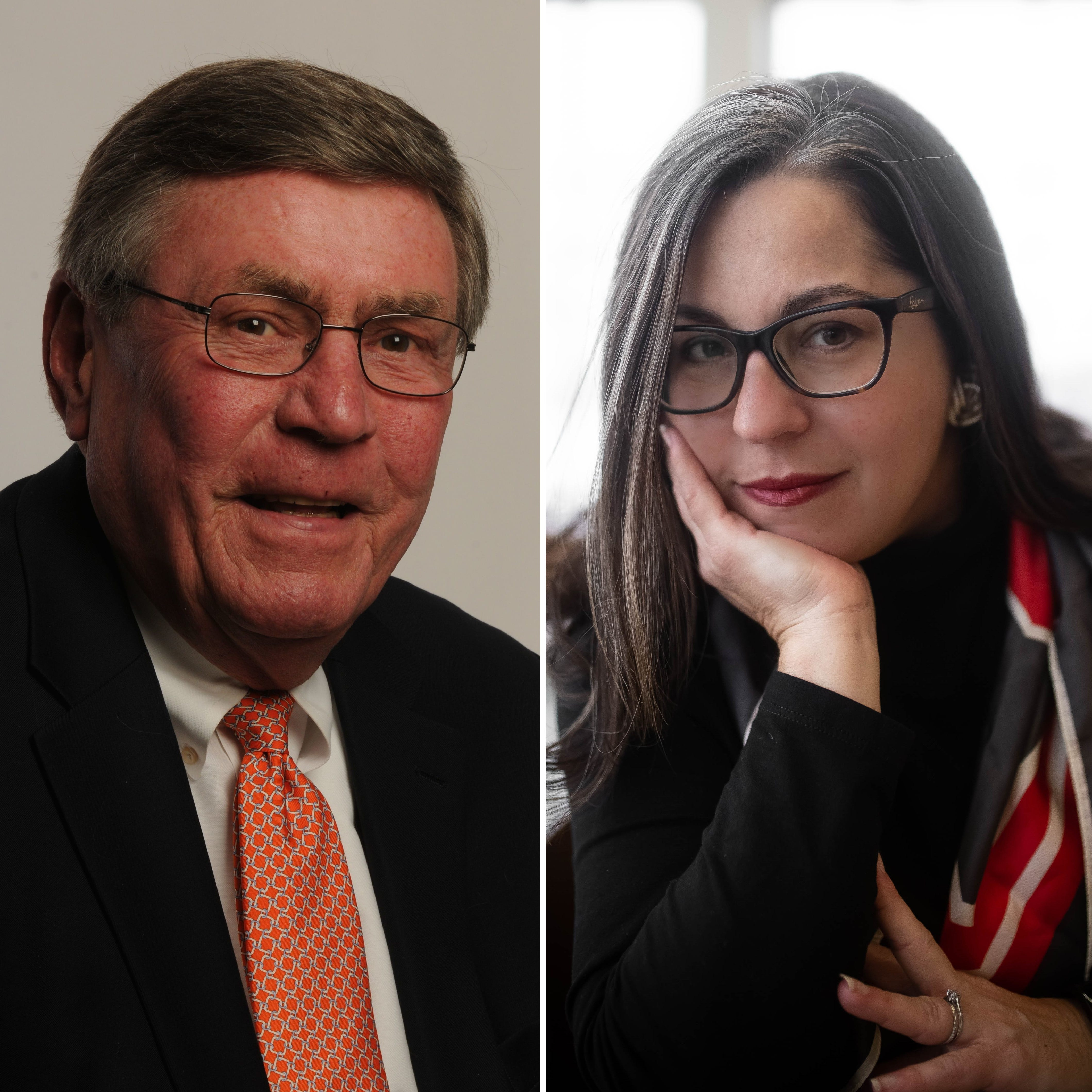 Get to know Oshkosh mayor candidates Steve Cummings and Lori Palmeri ahead of Tuesday election