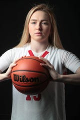 Alexis Legan of Palm Desert basketball is one of The Desert Sun's top winter athletes, Palm Springs, Calif., March 29, 2019.