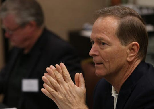 Palm Desert City Attorney Robert Hargreaves