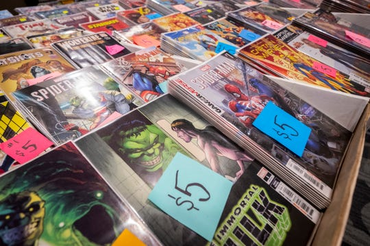 Fans of comic books will unite on May 4 to celebrate Free Comic Book Day.