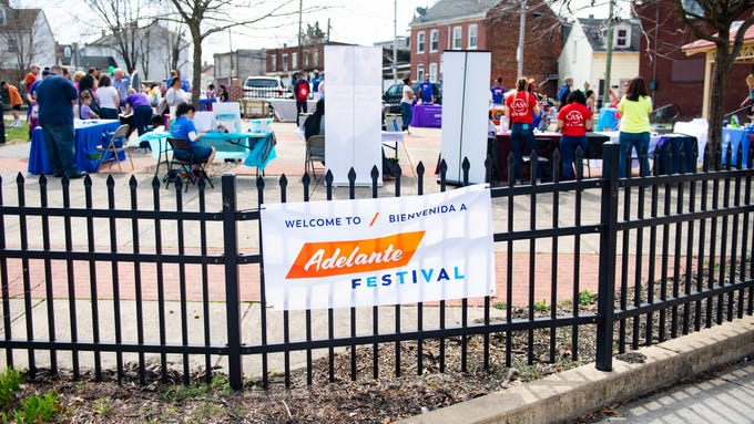 On March 30, 2019, Latino Connection, in partnership with York City, York City Bureau of Health, CASA and Aetna, hosted the Adelante Festival in Renaissance Park.