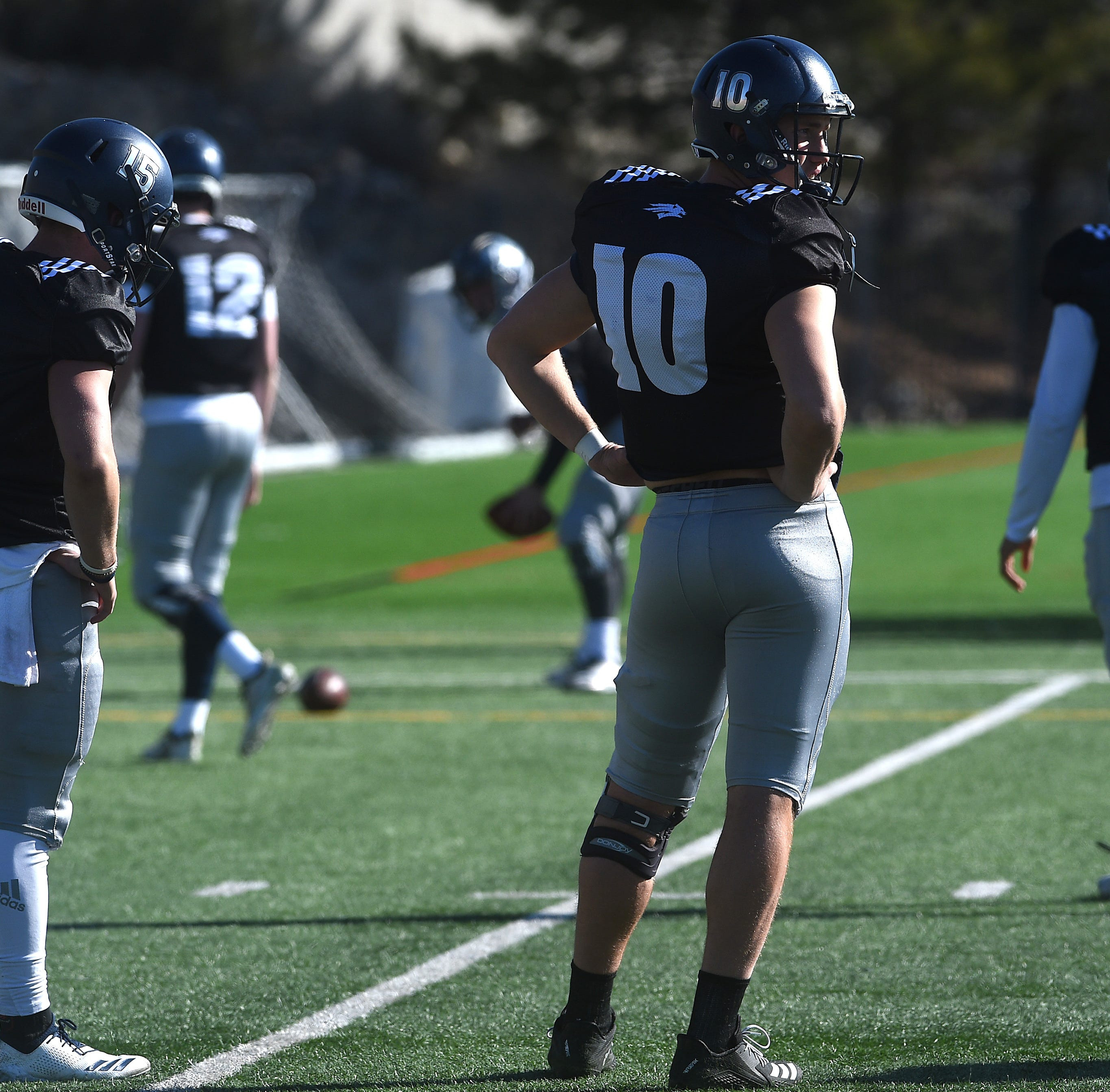 Nevada football: Solano excited to compete for starting QB job