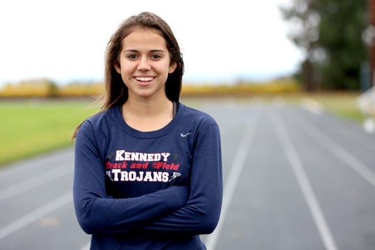 Alejandra Lopez, Kennedy High School.