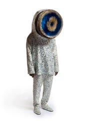 NICK CAVE, Soundsuit, 2010 © Nick Cave. Courtesy of the artist and Jack Shainman Gallery, New York. Courtesy of the Bill and Christy Gautreaux Collection, Kansas City