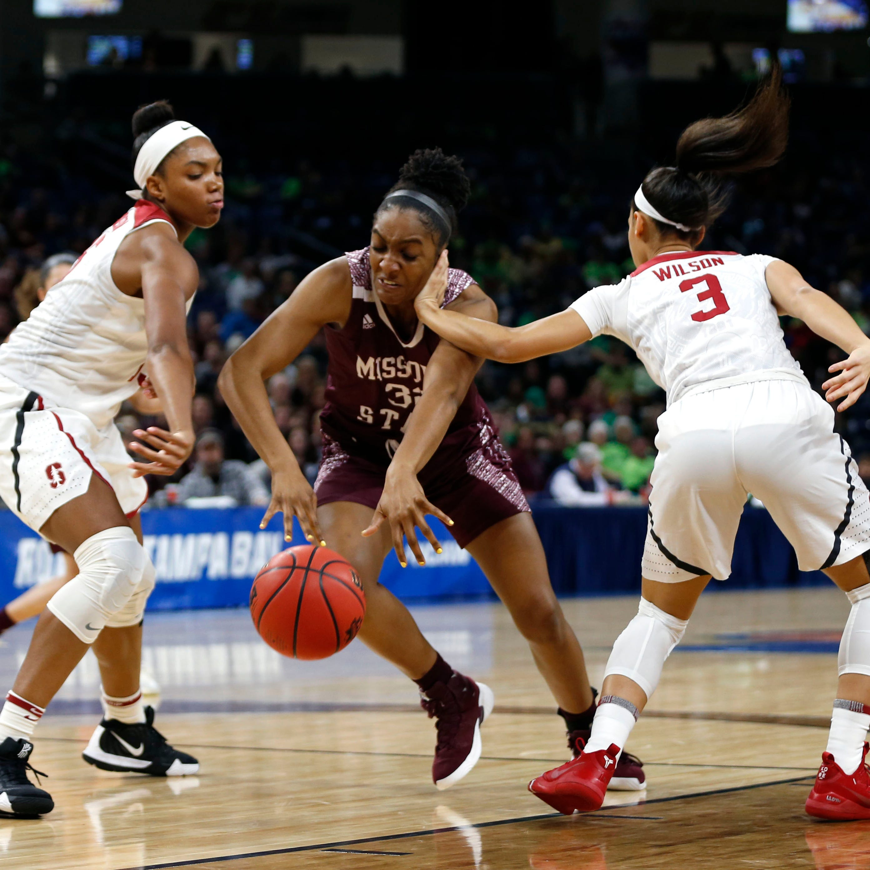 MSU Lady Bears' magical season ends in Sweet 16 loss to Stanford