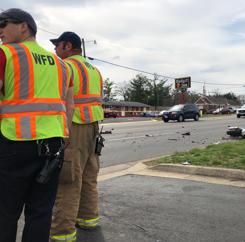 Man named in fatal motorcycle crash in Waynesboro