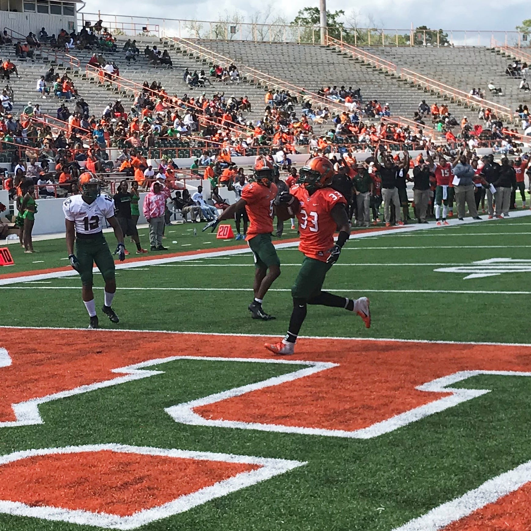 New look for FAMU spring game gives coaches deeper insight of personnel
