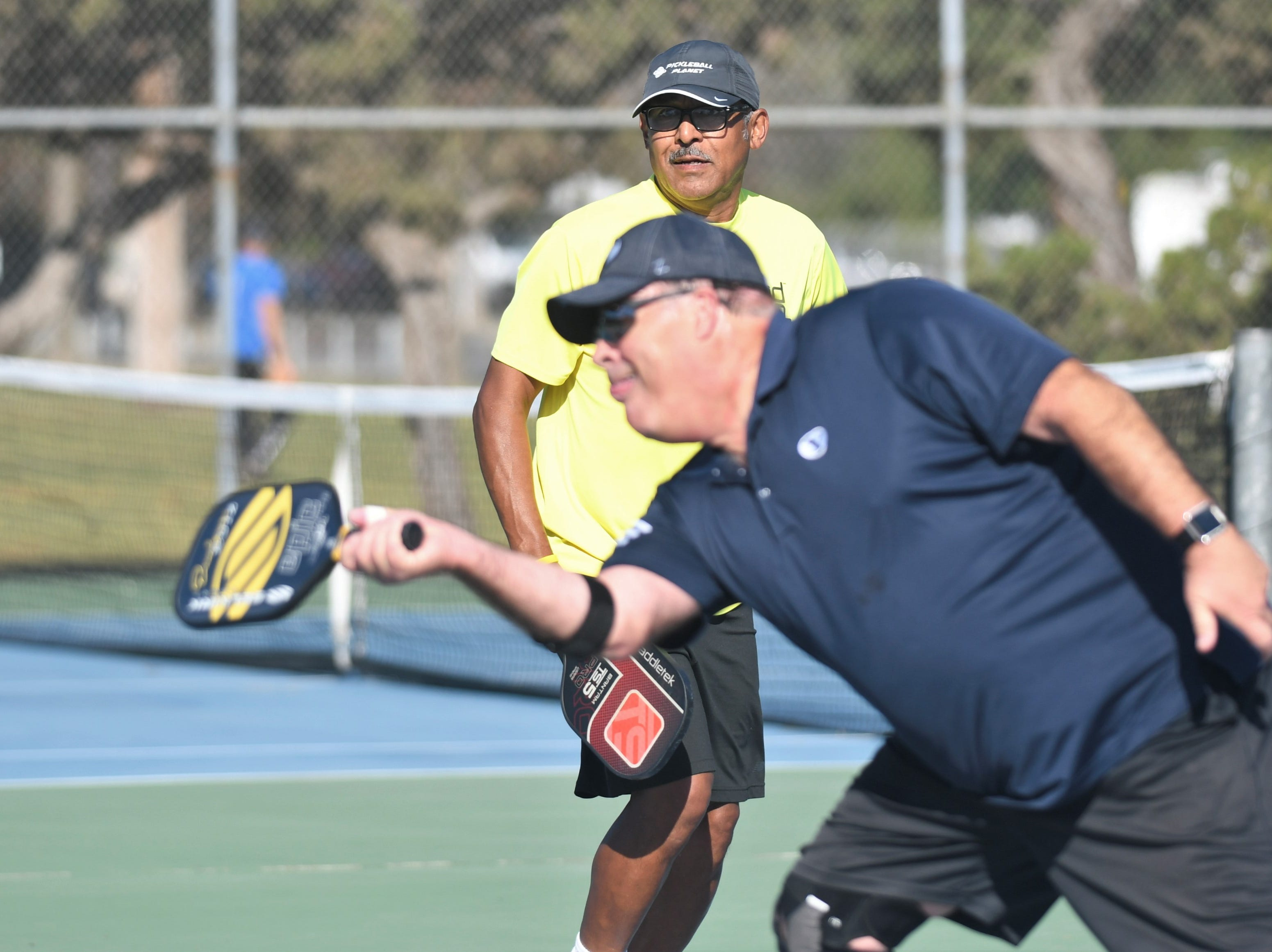 Over the last two weekends, hundreds competed in Visalia Parks and Recreation 2019 Senior Games. Athletes competed in 15 different events including archery, pickleball, softball, swimming, and trap shoot.