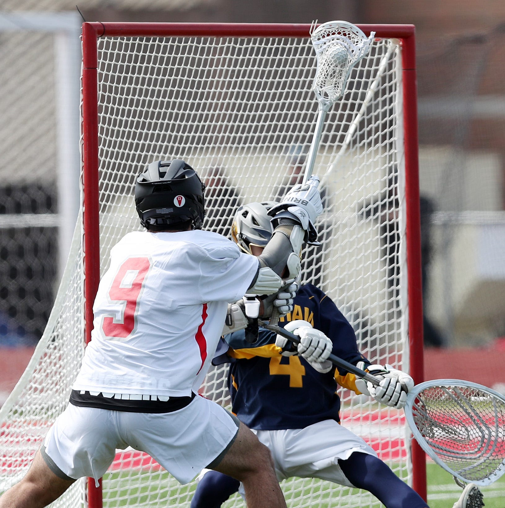 Boys lacrosse: Nick Rossi and Somers open in stride with win over Pelham