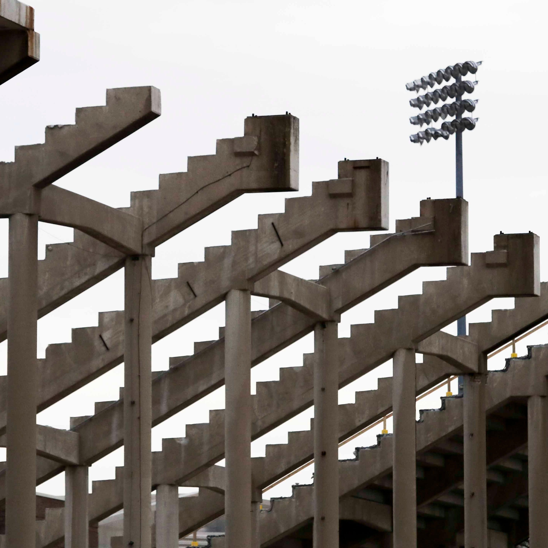 Blue Hens' lacrosse, football restorations on display Saturday at Delaware Stadium