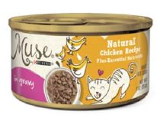Nestlé Purina PetCare Company is recalling select cans of cat food from its Muse line.